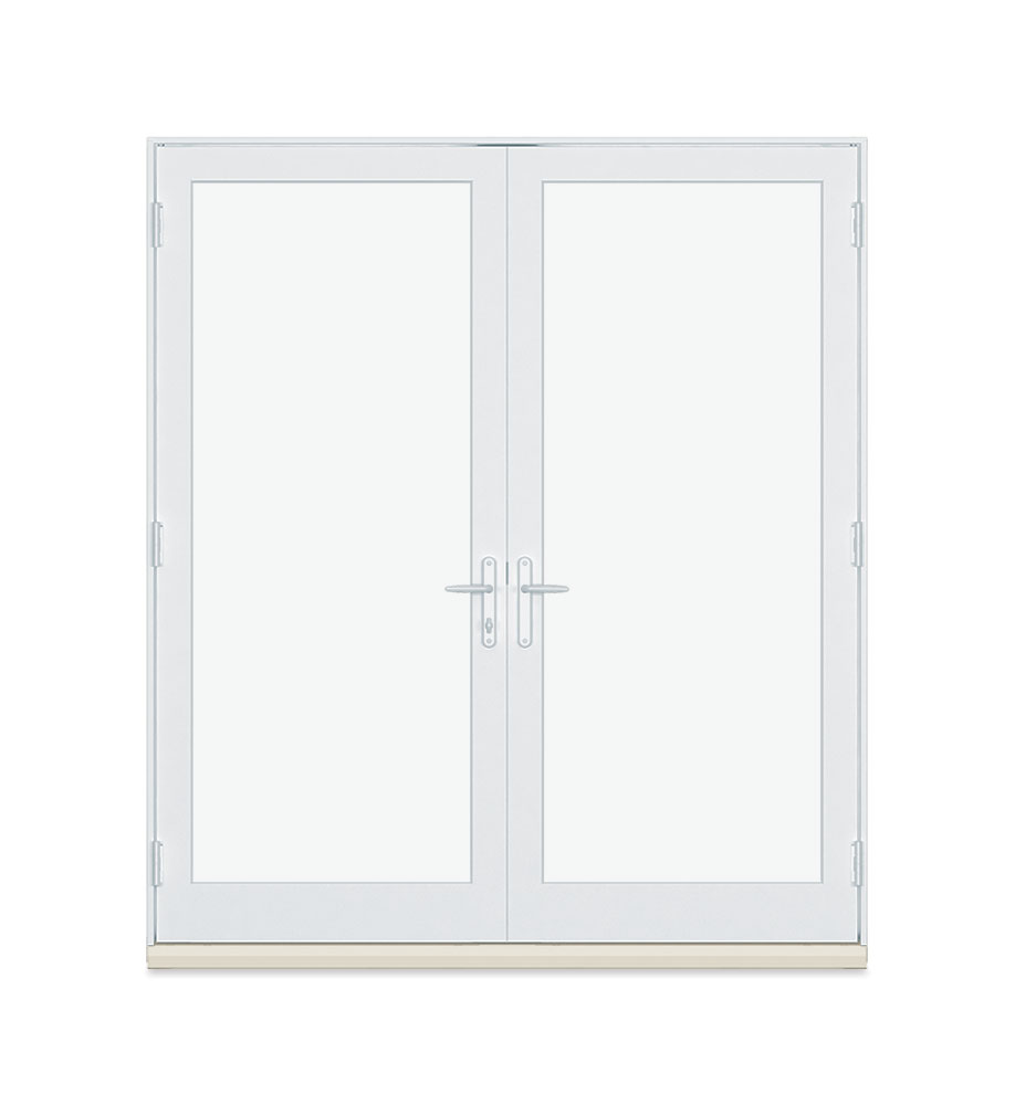 Two panel Inswing French door