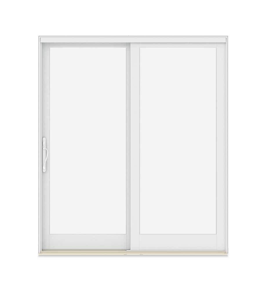 Two-Panel Inswing French door