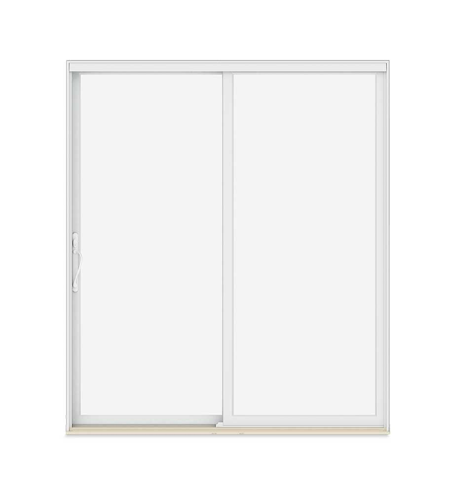 Two-Panel Sliding Patio door