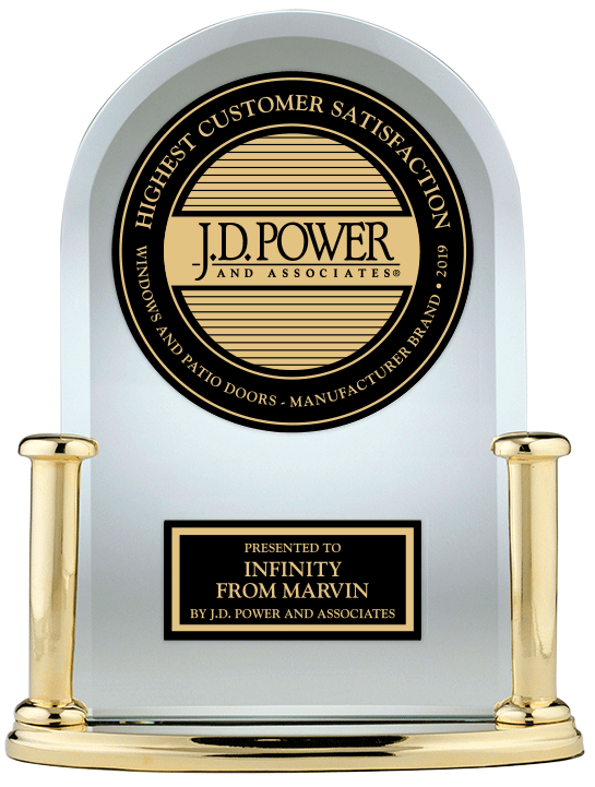 J.D. Power - Infinity Highest Customer Satisfaction Award