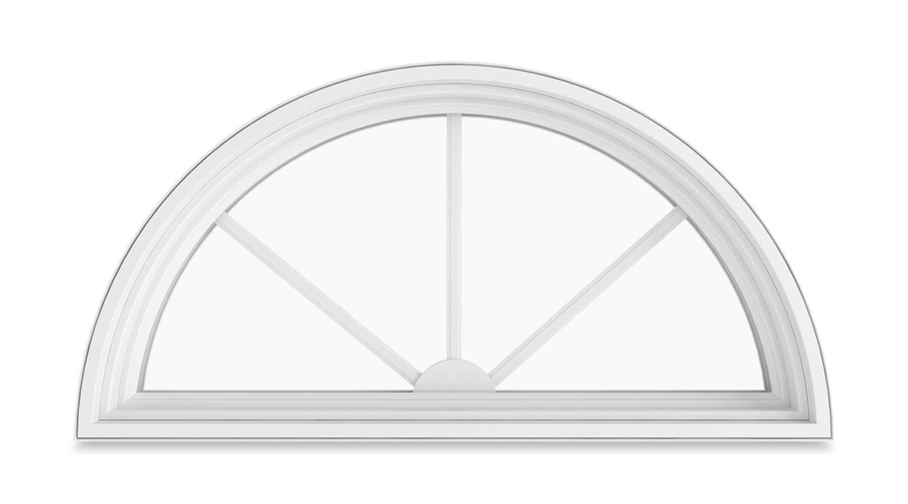 Arch And Round Top Window Replacement Infinity From Marvin